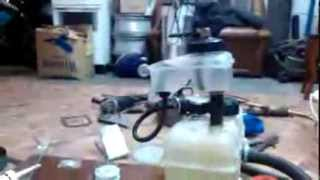 Мой генератор водорода на автомобиль своими руками