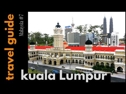 GETTING AROUND KUALA LUMPUR : One/Two days itinerary : Suggested by 'Tourism Malaysia' official
