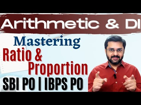 Ratio Proportions | SBI PO 2017 Online Classes #DAY 26