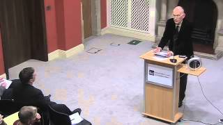 Uehiro Lectures 2013 (lecture 2)--T. M. Scanlon--When Does Equality Matter? Thumbnail