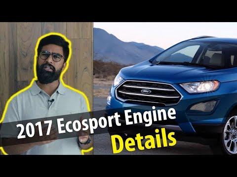 New Ford EcoSport 2017 Petrol Engine Revealed - हिन्दी में | ICN Studio