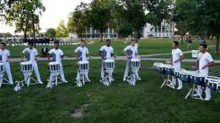 Blue Knights 2015 Drumline - Moeller