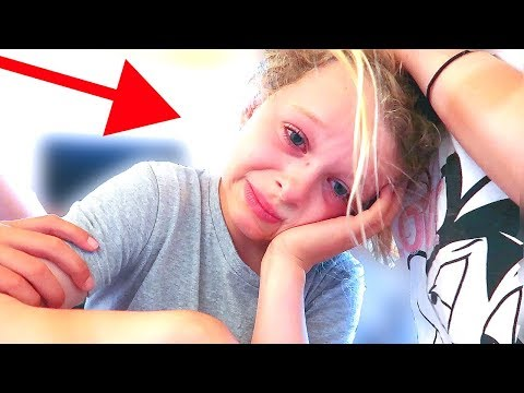 BIGGY GETS TRAUMATIZED ON CHRISTMAS *gone wrong* || Kid Surfer Sabre Norris from theellenshow