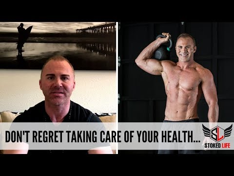 Don't REGRET Taking Care Of Your Health... (2017 Reflection) 💪