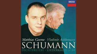 Schumann: Liederkreis, Op.24 - 7. Berg