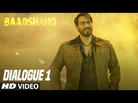 Woh Army Thi Par Hum Bhi Toh Harami The: Baadshaho (Dialogue Promo 1) Releasing 1 September