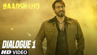 Woh Army Thi Par Hum Bhi Toh Harami The: Baadshaho (Dialogue Promo 1) Releasing 1 September thumbnail