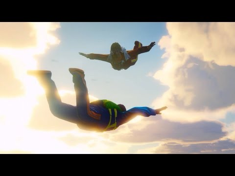 Jumpers - The Ultimate GTA 5 Skydiving Experience - A Rockstar Editor Short Film