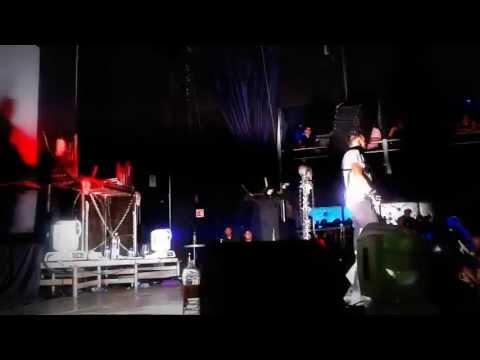 Hocico live Foro Reforma 2013