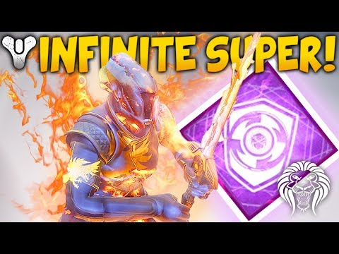 Destiny 2: HOW TO GET INFINITE SUPERS! Dawnblade, Sentinel & Arcstrider - Unlimited Super Glitch