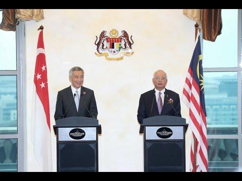 Singapore-Malaysia Leaders' Retreat 2016: Press Conference
