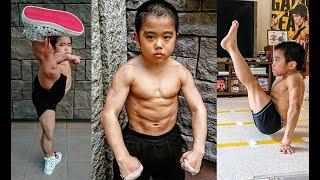 The Strongest Kids In The World - Next Bruce Lee Kid Ryusei Imai