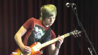 Robin Trower - Day Of The Eagle Cover - James Bell