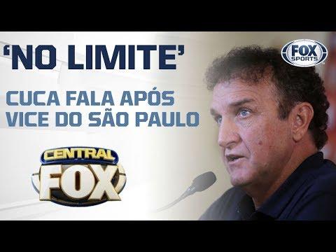 'CHEGAMOS NO LIMITE': Cuca DESABAFOU depois da derrota do São Paulo para o Corinthians