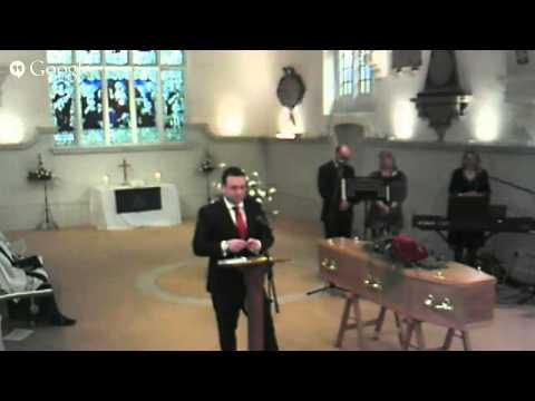 Ray de Villiers Funeral
