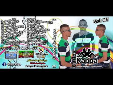 Dj Carlos Kappa Vol. 35 [Cd Completo]