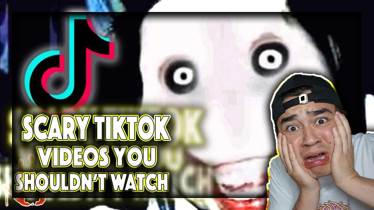 SCARY TIKTOK YOU SHOULDN'T WATCH