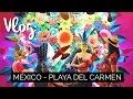 Vlog - México: passeio em Playa Del Carmen | Lia Camargo