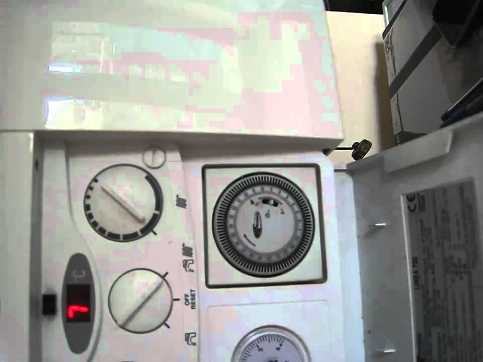Vokera Linea 726 Boiler Problem