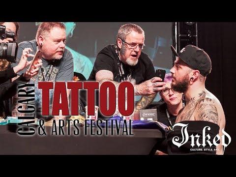 Calgary Tattoo and Arts Festival 2018