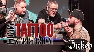 Calgary Tattoo and Arts Festival 2018