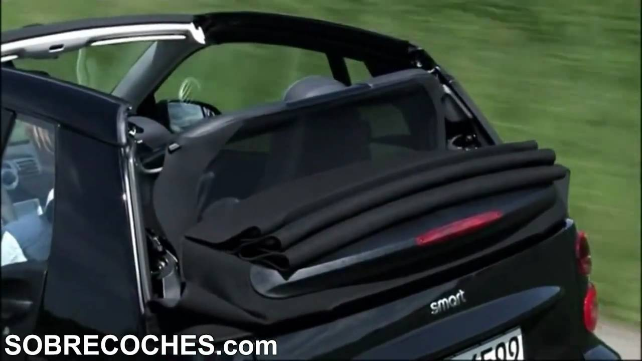 smart fortwo cabrio brabus youtube. Black Bedroom Furniture Sets. Home Design Ideas