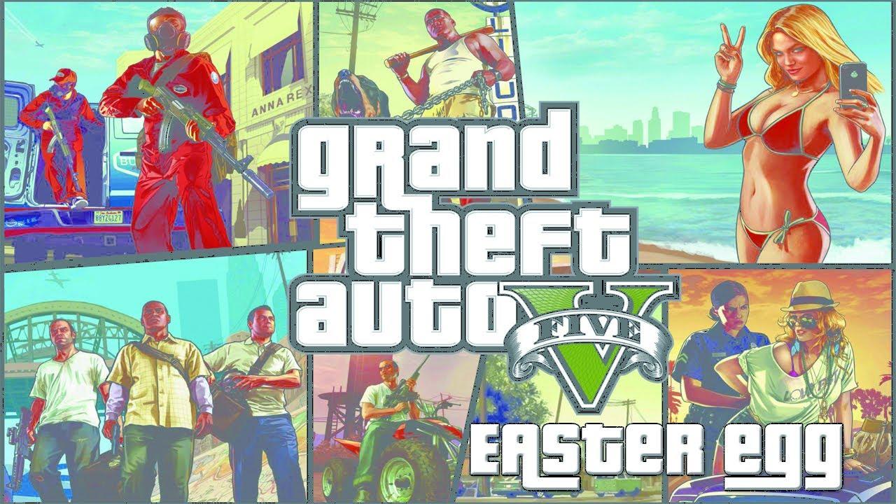 [GTA V][EASTER EGG] DEAD GIRL GHOST - YouTube