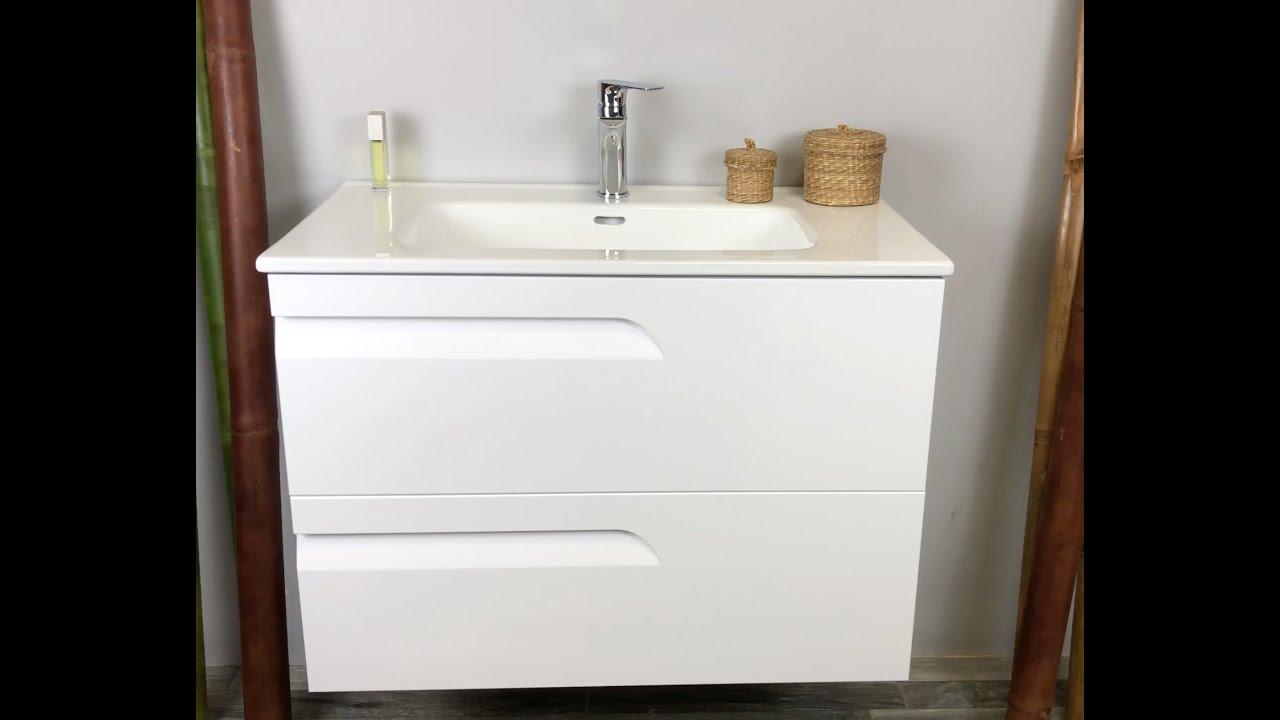 Mueble de baño Vitale de Royo - YouTube