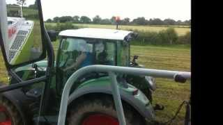 reaseheath college silage 2014 go pro