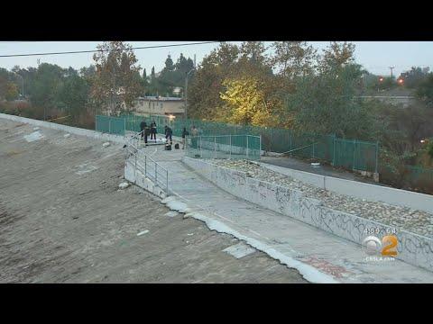 Man Found Fatally Shot On LA River Bike Path In Cudahy