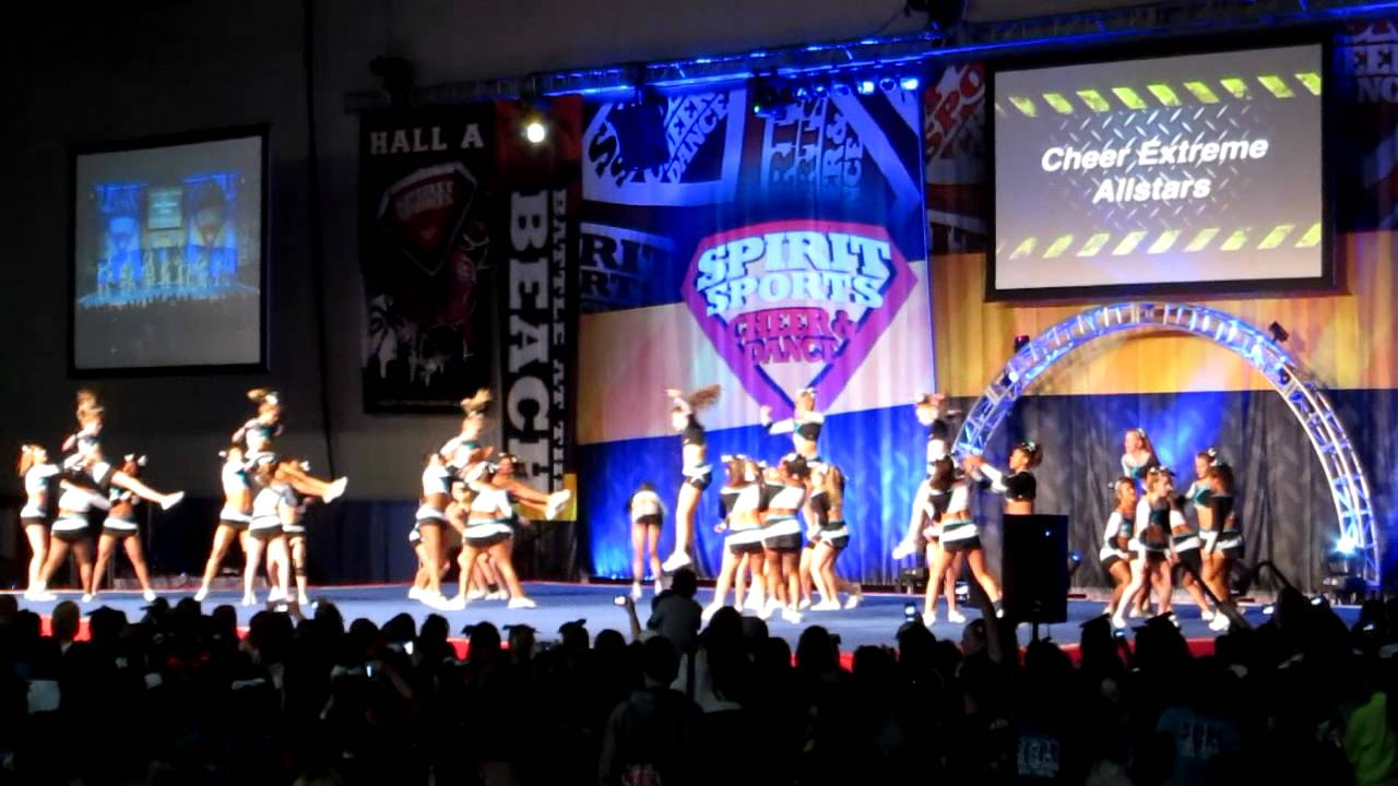 Myrtle Beach Cheer Competition
