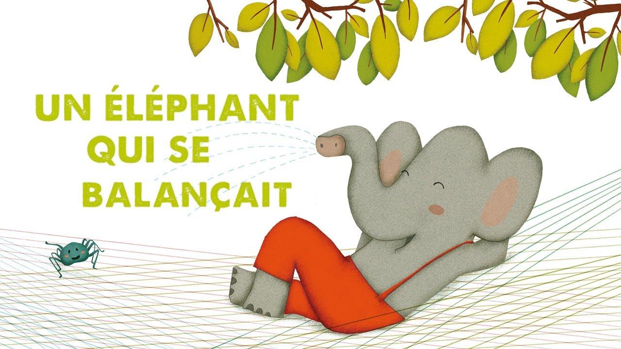 Steve Waring Un éléphant Qui Se Balançait Comptine Pour Enfants