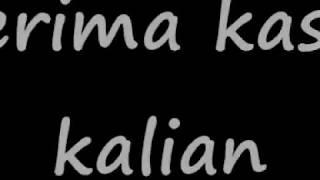 Lirik The Rain ft Endank Soekamti - Terlatih Patah Hati