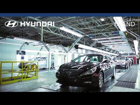 Hyundai | Manufacturing Plant - U.S.
