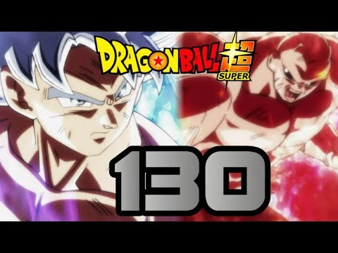 Goku Vs. Jiren. MAX POWER BATTLE!!: Dragonball Super 130 Review