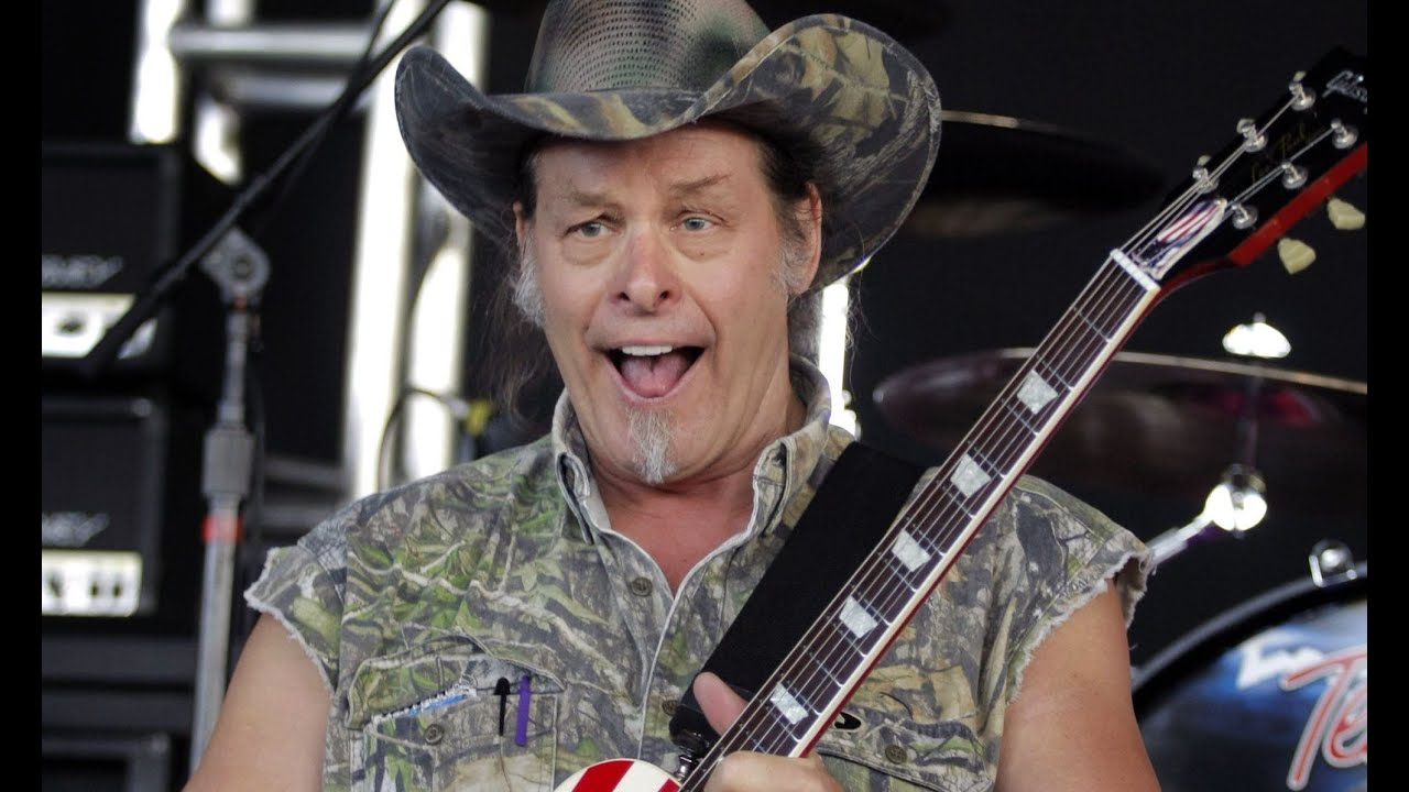 Ted Nugent Lies: I Conduct Raids with DEA, ATF, FBI, US Marshals