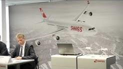 TELE TOP: Swiss erweitert ihr Streckennetz - 22 neue Europadestinationen