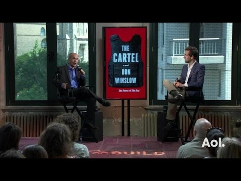 "Don Winslow Discusses His New Book ""The Cartel"""