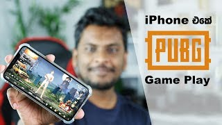 PUBG game Play on iPhone Xs Max 🇱🇰