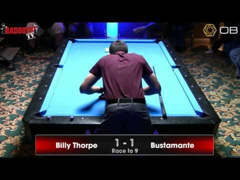 Billy Thorpe vs. Francisco Bustamante