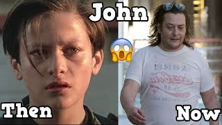 TERMINATOR 2 ★ Then and Now 2019