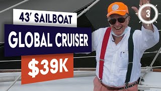 AMAZING BLUEWATER SAILBOAT FOR 1/2 PRICE???!?! -  EPISODE 3 {{SOLD}}
