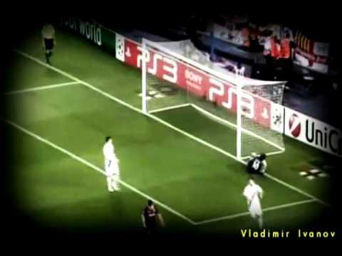 Barcelona Vs Shakhtar UEFA Champion League 1/4  2011