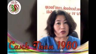 Canh Thân 1980 - Thạch Lựu Mộc - 6 tháng cuối năm 2018 | Tử Vi Và Tướng Số