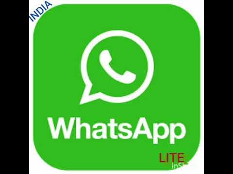 New Whatsapp Lite Youtube