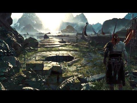 Unity 5 Engine - Powerfull Tech Demo - The Blacksmith - MRGV