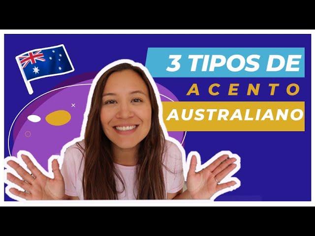 ¿Cómo es el ACENTO AUSTRALIANO? 3 Tipos de ACENTO en INGLÉS AUSTRALIANO | Acá en Australia