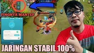 PAKE CARA INI, MAIN MOBILE LEGEND TANPA LAG !! - MOBILE LEGEND INDONESIA