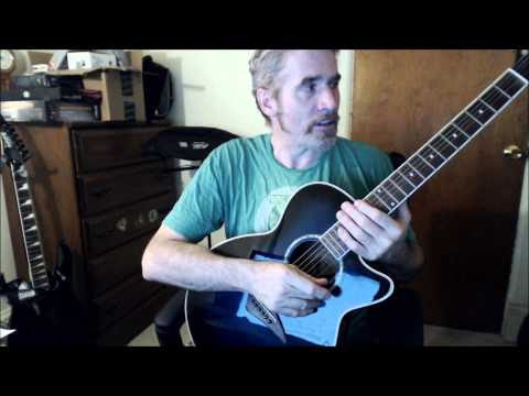Dave's Guitar Lessons -  Orange Blossom Special