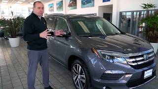 2018 Honda Pilot Review | Brilliance Honda